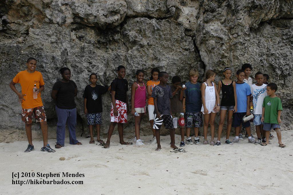 Shark Hole Barbados Picnic at Shark's Hole